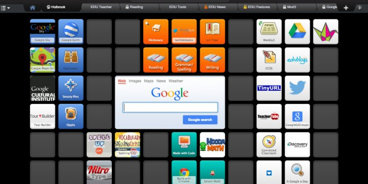 Symbaloo Your Bookmarks and
