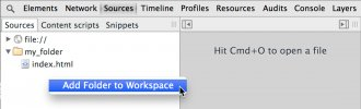 combine Folder to Workspace
