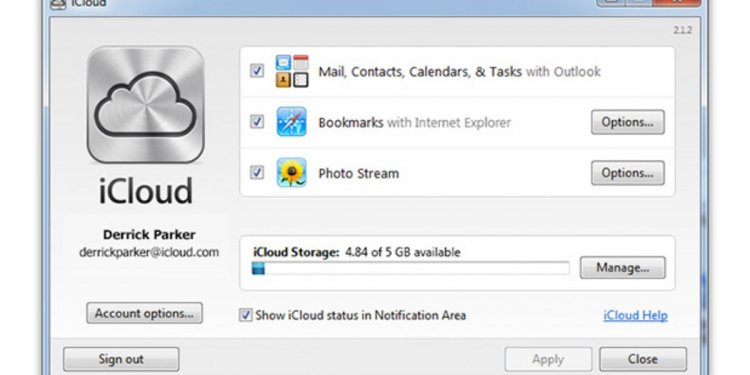 ICloud bookmarks sync