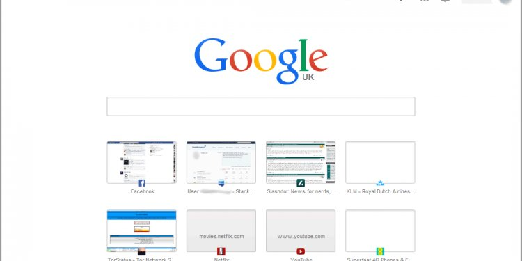 Bookmarks on Google