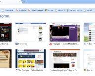 Favorites bar Google Chrome