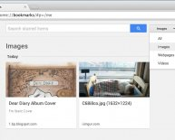 Google bookmarks extension