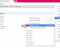 How to backup bookmarks in Chrome?